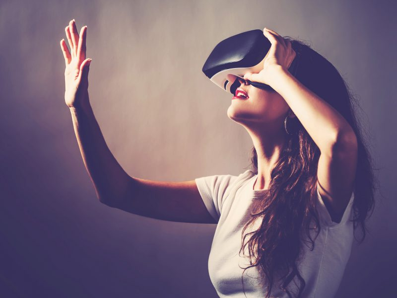 Connecting virtual reality with the history of encoding technology
